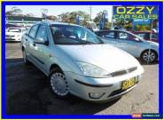 2003 Ford Focus LR CL Silver Automatic 4sp A Sedan for Sale