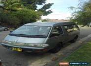 1996 Toyota Townace Spacia Van/Minivan for Sale