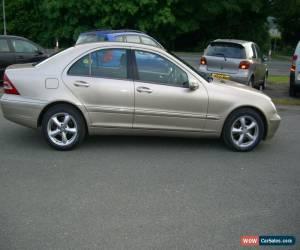 Classic Mercedes Benz C180 petrol Automatic 51 2002 for Sale