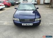 1999 AUDI A4 1.8 SE AUTO BLUE AUTOMATIC for Sale