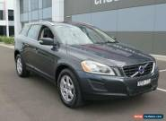 2011 Volvo XC60 DZ MY11 D5 Grey Metallic Automatic 6sp A Wagon for Sale