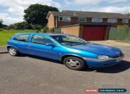2000 VAUXHALL CORSA SXI 16V BLUE for Sale