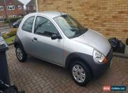 Ford ka - Spares or Repair - No Mot for Sale
