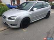 2007 FORD FOCUS ST-2 MOON DUST SILVER for Sale