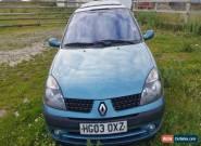 Renault clio 1.2 16v for Sale