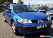 2005 RENAULT MEGANE EXPRESSION 16V BLUE for Sale