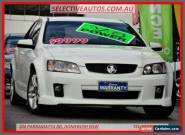 2008 Holden Commodore VE MY08 SV6 White Automatic 5sp A Sedan for Sale