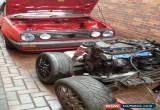 Classic Volkswagen mk2 golf vr6 widetrack project tornado red for Sale