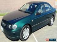 2003 Ford Falcon BA ``86000KM`` with BOOKS Automatic 4sp A Sedan for Sale