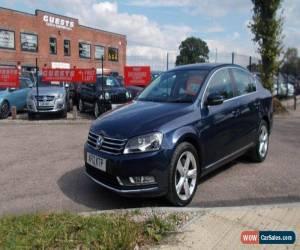 Classic 2012 Volkswagen Passat 1.6 TDI BlueMotion Tech SE 4dr for Sale