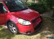 Suzuki: SX4 for Sale