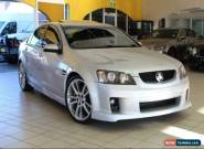 2008 Holden Commodore VE MY09 SS V 60th Anniversary Silver Automatic A Sedan for Sale