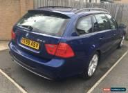 2009 BMW 318D M SPORT TOURING AUTO LeMans BLUE for Sale