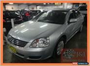 2006 Mitsubishi 380 DB Series II ES Grey Automatic 5sp A Sedan for Sale