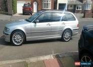 BMW 325i M Sports Touring - Spares or Repair long mot for Sale