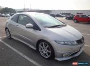 2009 HONDA CIVIC TYPE R GT EDITION I-VTEC SILVER - 59 PLATE for Sale
