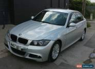 2007 BMW 320D M SPORT AUTO SILVER for Sale