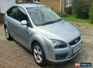 2005 FORD FOCUS 1.6 PETROL for Sale