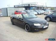 Saab 9-3 1.8t auto 2005MY Vector for Sale