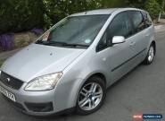 Ford Focus Cmax 1.6 TDCI Zetec (Euro 4)  for Sale