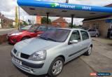 Classic 2004 RENAULT CLIO 1.4 16V Privilege Auto for Sale