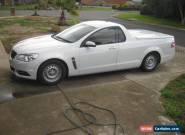 2013 VF Commodore Ute for Sale