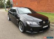 2010 Holden Commodore VE MY10 SS-V Manual 6sp M Sedan for Sale