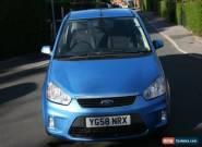 2008 FORD C-MAX TITANIUM TD 109 BLUE for Sale