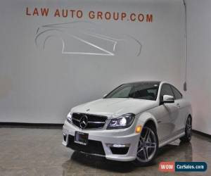 Classic 2014 Mercedes-Benz C-Class 2DR COUPE for Sale