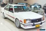 Classic 1980 Holden Commodore VC SL/E White Manual 4sp M Sedan for Sale