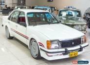 1980 Holden Commodore VC SL/E White Manual 4sp M Sedan for Sale