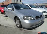 2002 Holden Astra Convertible Manual - November 2016 rego!!! for Sale