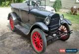 Classic Ford: Model T fordor for Sale