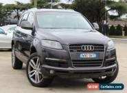 2009 Audi Q7 MY09 Upgrade 3.0 TDI Quattro Grey Automatic 6sp A Wagon for Sale