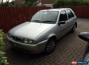 Ford Fiesta 1.25 zetec 86k NO RESERVE for Sale