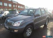 2005 Toyota Land Cruiser 3.0 D-4D LC5 5dr for Sale
