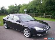 Ford Mondeo mk3 2.2 tdci Titanium X for Sale