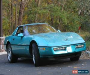 Classic 1990 Chevrolet Corvette for Sale
