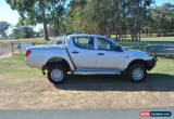 Classic mitsubishi triton 4x4, turbo diesel, rego and rwc, drives great, very reliable for Sale