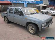 Nissan Navara dual cab ute for Sale