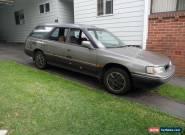 Subaru Liberty GX (AWD) (1990) 4D Wagon Automatic .2L - Multi Point F/INJ) Seats for Sale