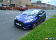 2014 FORD FIESTA ST-2 TURBO BLUE for Sale