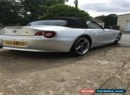 2003 BMW Z4 3.0I SILVER for Sale