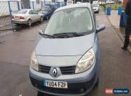Renault scenic 1.5 diesel for Sale
