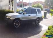 Subaru Forester 06 luxury for Sale