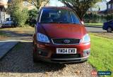 Classic Ford Focus C-max 1.6 TDCI 110 GHIA for Sale