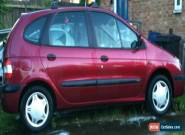 RENAULT SCENIC 1.6 AUTO for Sale