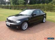 2011 BMW 118d M sport coupe low mileage for Sale