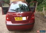 FORD MONDEO -  2003  - 1.8 for Sale