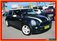 2002 Mini Hatch R53 Cooper S Green Manual 6sp M Hatchback for Sale
